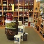 Unsere Wein- und Spirituosenauswahl